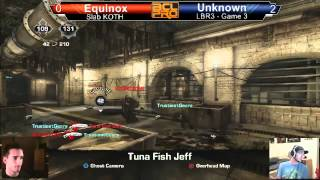 GoW3 Australian Online Tourney: Unknown vs. Equinox - Casted by GoldGlove and Fallout
