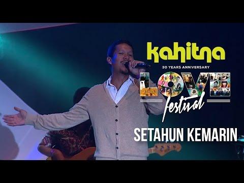 Maliq D'Essentials - Setahun Kemarin | (Kahitna Love Festival Concert)