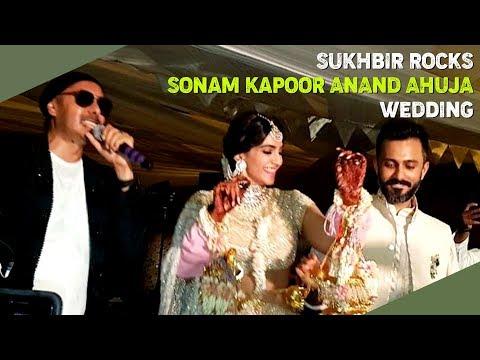 SUKHBIR - Punjabi Munde | Sonam Kapoor & Anand Ahuja's Wedding Sangeet