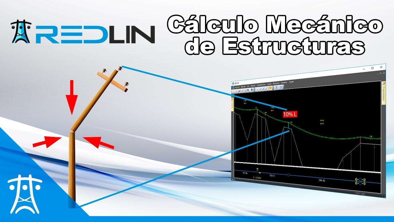 Diseño de líneas eléctricas: Cálculo mecánico de estructuras poste ...