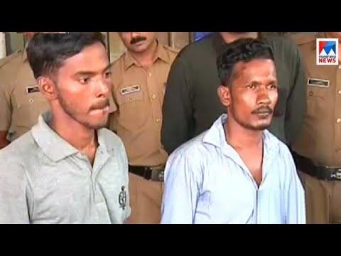 Hashish Oil seized in Thrissur