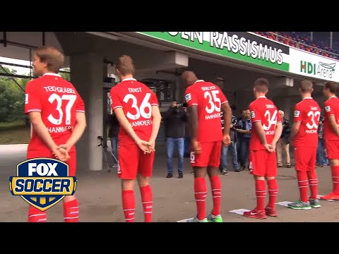 Hannover 96 - 2015 Bundesliga Media Days Tour