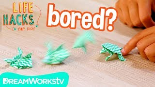 Bored in Class Hacks | LIFE HACKS FOR KIDS