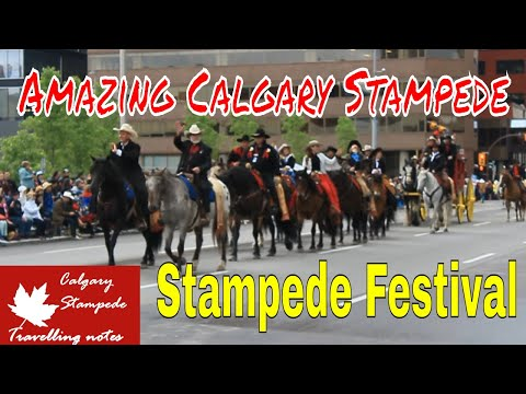 Amazing Calgary Stampede  5 July 2019 @2