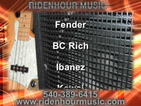 Ridenhour Music, Salem, VA