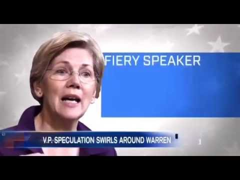 NBC Touts Buzz For Hero of the Left Warren As Possible VP Pick
