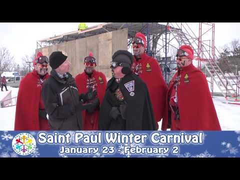 Saint Paul Winter Carnival 2014