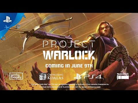 Project Warlock - Announcement Trailer | PS4