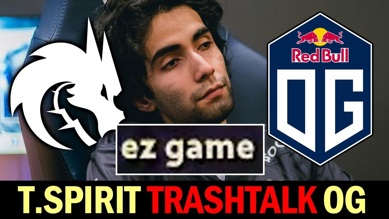 Download EZ GAME — Team Spirit TRASHTALK OG on TI10 Main Event