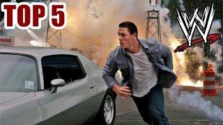 5 Filmes da WWE Studios