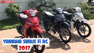 Video Yamaha Sirius Fi RC 2017 ▶ Đánh giá chi tiết cùng Thánh phá sóng! 😂 download MP3, 3GP, MP4, WEBM, AVI, FLV September 2018