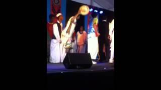 Eritrean cultural fashion show in Australia