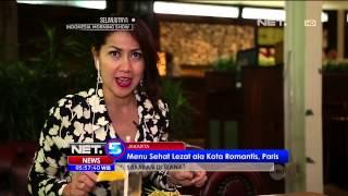 Sarapan Dimana Bareng Venna Melinda Anggota DPR - NET5