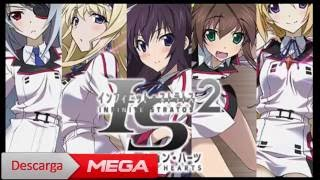 Descargar Infinite Stratos 1 y 2 Temporada [MEGA]