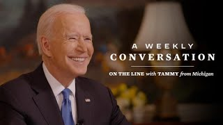 A Weekly Conversation: On the Line With Tammy