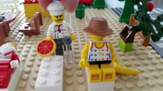 LASTENOHJELMIA SUOMEKSI - Lego city - Luigi lomailee - osa 2