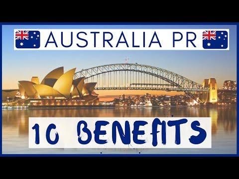 🔟 Benefits Of Having Australian Permanent Residency