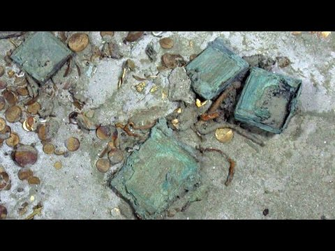 Treasure Hunter Finds Coin Worth 500,000 Dollars
