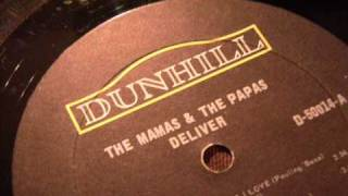 (((MONO))) The Mamas & The Papas - Creeque Alley LP 1967