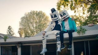 marshmello rooftops official music video