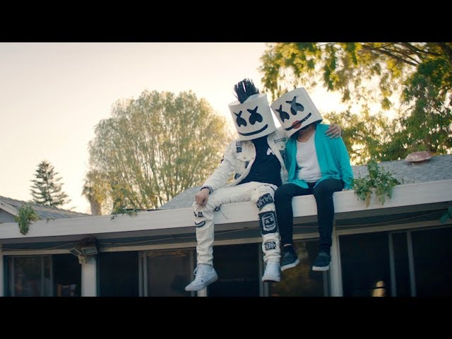 Marshmello - Rooftops (Official Music Video)