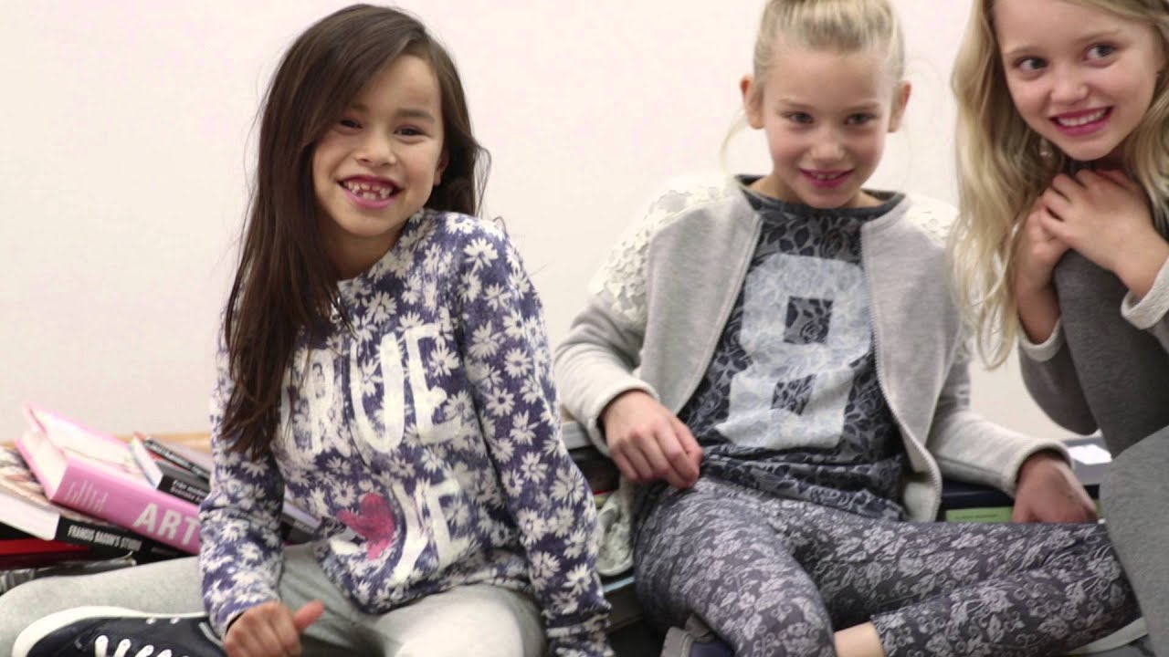 849ea49423e0 United Colors of Benetton Autumn 2015 Kids Collection - YouTube