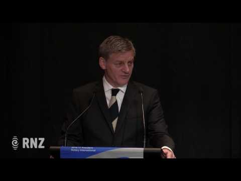 Bill English pledges to spend $500 million on extra police