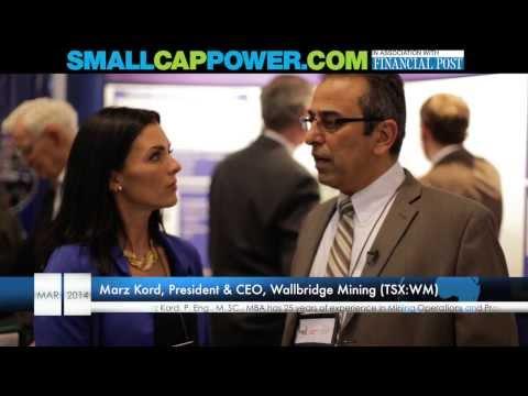 SmallCapPower's Companies To Watch: Wallbridge Mining Company Limited (WM:TSX)