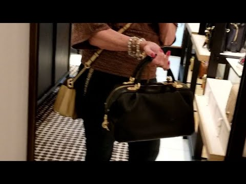The Lane $395 Coach Handbag