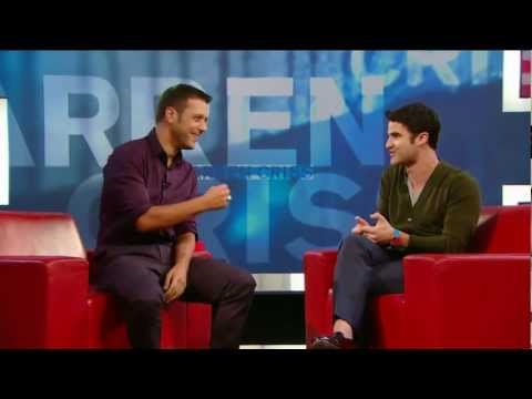 Glee's Darren Criss on George Stroumboulopoulos Tonight: Interview
