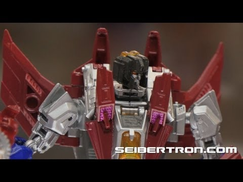 Hasbro's Transformers Generations Fall of Cybertron toys at SDCC 2012 Part 2\/3 - Seibertron.com