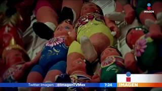 ¡JUGUETES MEXICANOS! Estos artesanos hacen juguetes hermosos | Noticias con Francisco Zea