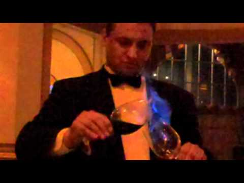 Cafe Renaissance - The Best Irish Coffee in the World.MP4
