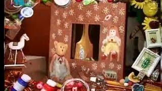 Декупаж. Декорируем деревянные предметы, используя различные морилки для дерева. Мастер класс(, 2014-01-16T18:07:37.000Z)