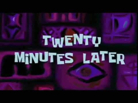 Twenty Minutes Later | SpongeBob Time Card #29