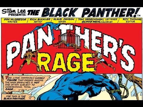 "Comic Review | Jungle Action #6 - 18 ""Panther's Rage"""