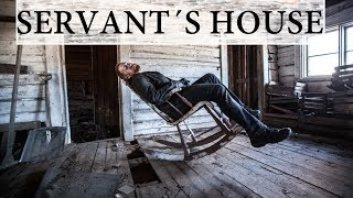 Servant´s House / LOT OF HISTORICAL STUFF (very interesting place) Urban Exploration