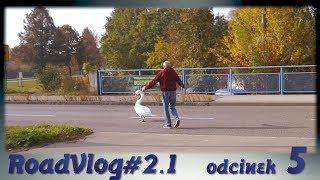 Bawimy się w kuriera - RoadVlog#2.1 odcinek 5
