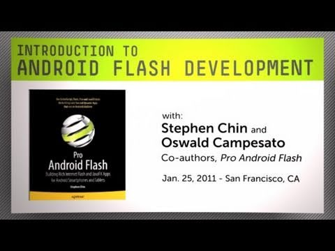 Introduction To Android Flash Development