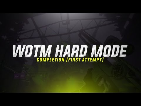 Destiny - WoTM Hard Mode Completion [First Attempt Through] [Full Attempt]