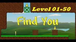 Find You - Level 1-50 Walkthrough/Guide