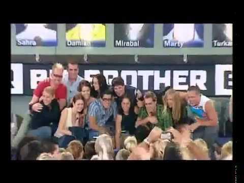 Big Brother Australia 2002 - Day 1 - Launch / Intruders