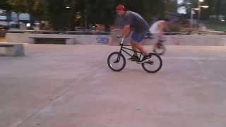 180 crankflip flat
