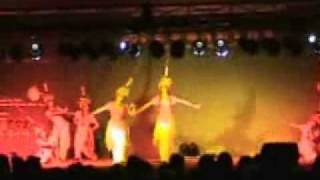 Malaysia National Chinese Cultural Dance Open Competition (quanwu) Theme Song