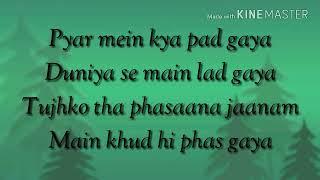 Happy Happy Song Lyrics Blackmail Badshah