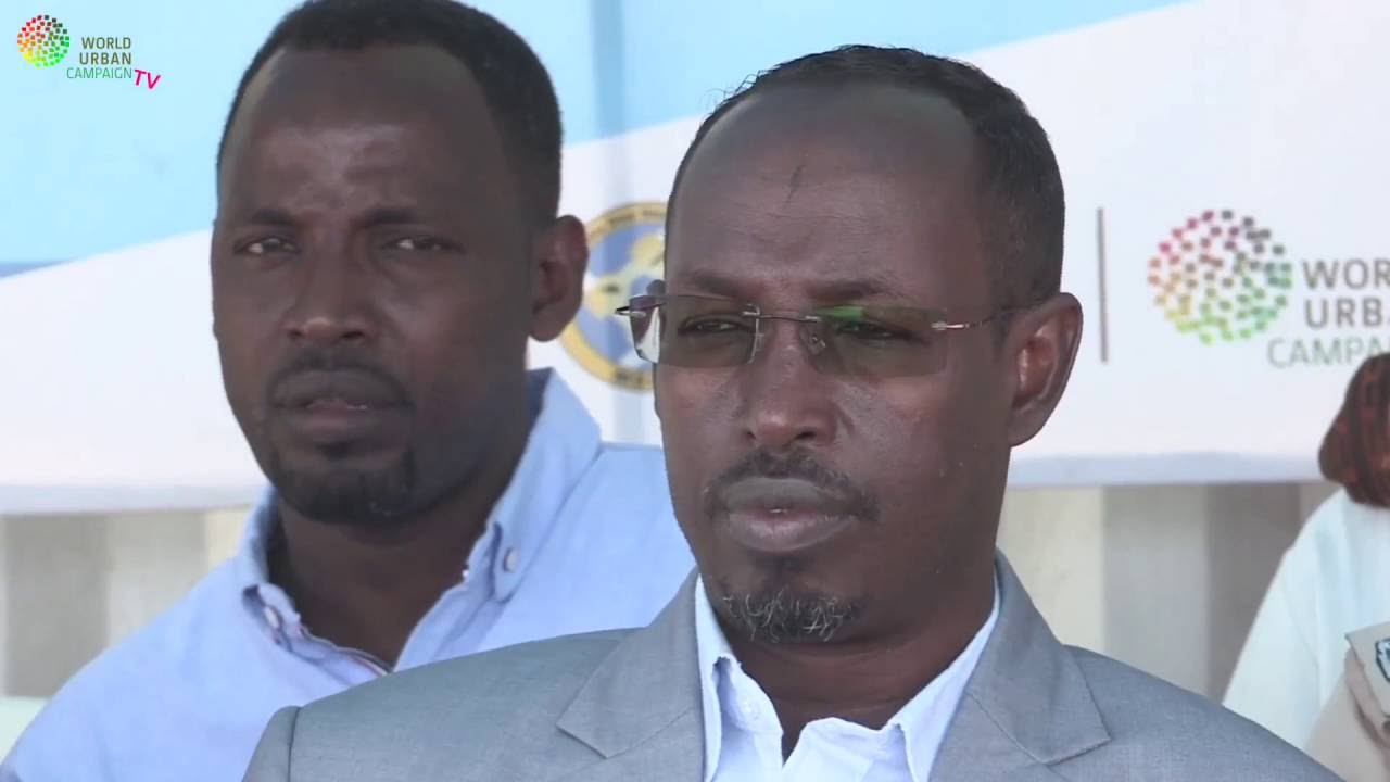 The City Youth Need: Closing of the Urban Campaign in Mogadishu
