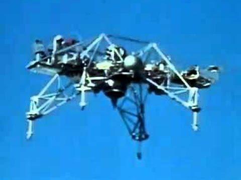 Lunar Landing Research Vehicle LLRV