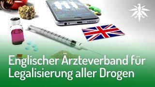 Englischer Ärzteverband für Legalisierung aller Drogen   DHV-News #163