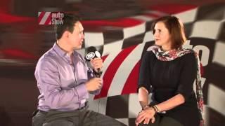 Entrevista a Laura Barona Jefe de Comunicación de Ford Motor Company de México