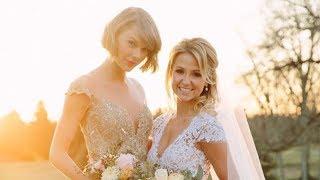 9 Celebs Who've Been In Friends' Weddings